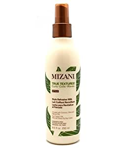 Mizani True Textures Unisex Style Refresher Milk, 8.5 Ounce