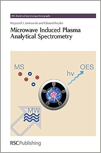 Microwave induced plasma analytical spectrometry rsc rsc microwave induced plasma analytical spectrometry rsc rsc analytical spectroscopy series krzysztof j jankowski edward reszke neil w barnett fandeluxe Images