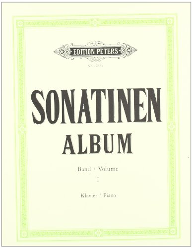 Sonatinen-Album, Band 1 (Sonatina Album)