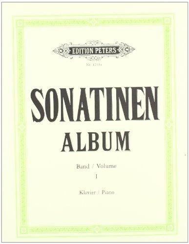 (Sonatinen-Album, Band 1: Sonatinen und andere Stücke für Klavier)
