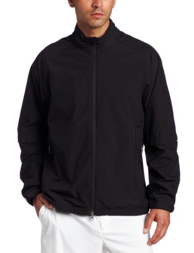Zero Restriction Packable Jacket, Black, Large