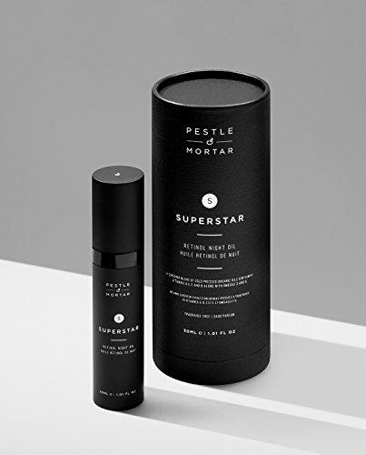 Pestle Mortar Superstar Retinol Night Oil 30ml