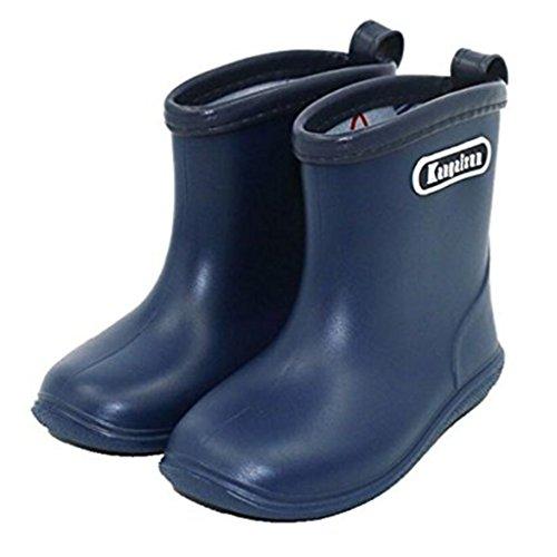 7a235724a3ec5 レインブーツ キッズ 子供用 レインシューズ 雨靴 男の子 女の子 長靴 安全 防水 軽量 レインブーツ