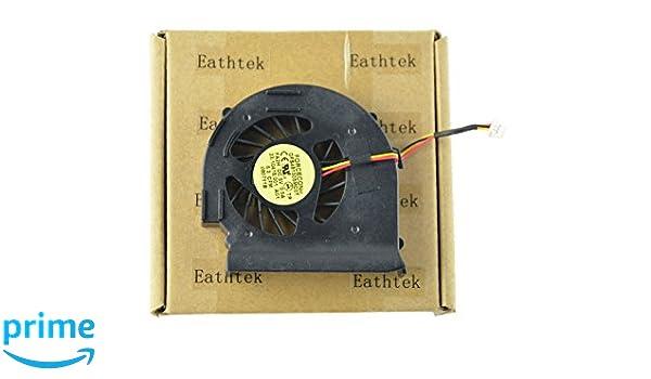 Artidux Replacement CPU Cooling Fan 4 Pins 4 Wires for HP Pavilion X360 M3-U M3-U103DX M3-U105DX Series Compatible Part Number 855966-001