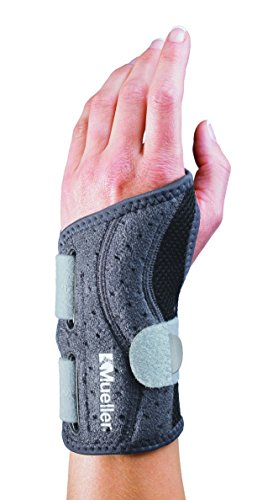 Mueller Sports Medicine Adjust-to-Fit Contoured Wrist Brace,