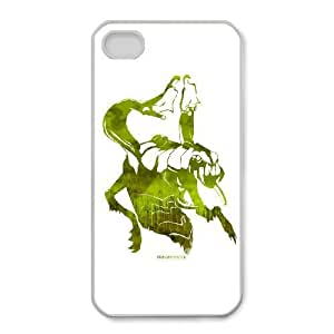 iphone4 4s White phone case Venomancer Dota 2 DOT8696739