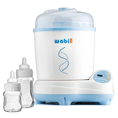 Wabi Baby Electric Steam Sterilizer and Dryer Plus Version by Wabi Baby (Image #3)