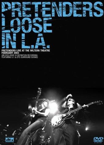 Pretenders - Loose In L.A. - Dvd London Pretenders