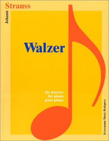 Waltzes (Music Scores)
