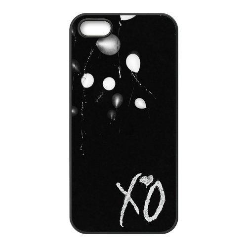customize diy Customiz The Weekend XO Back Cover Case for iphone 5 5S ka ka case