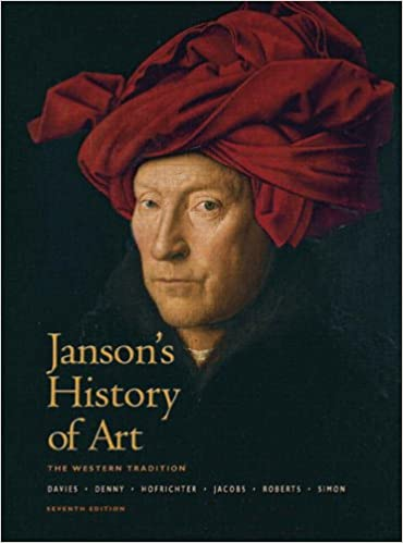 jansons history of art 7th ed