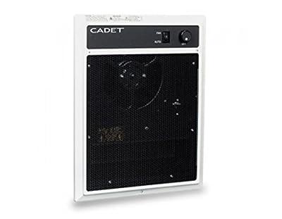 "Cadet Large Room Heater Manual Reset Ul 240 V 12 "" 3000 W"
