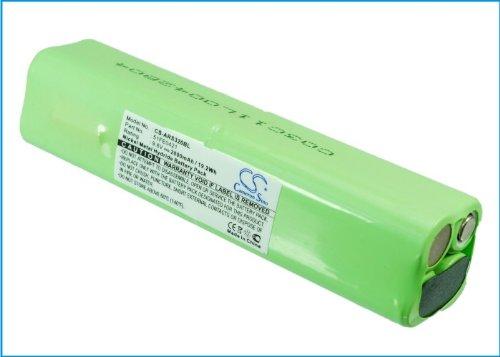 ビントロンズ充電式バッテリー700 mAh for Allflex 51 fe0421、pw320、rs320 B00KG792H4