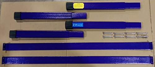 Kip Accessory Kit - Z-Athletic Kip Bar Extension Kit (Purple)
