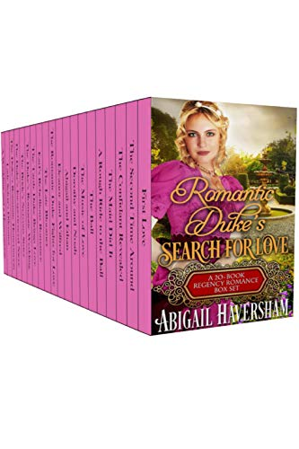 Pdf Religion Romantic Duke's Search for Love (A 20-Book Regency Romance Box Set)