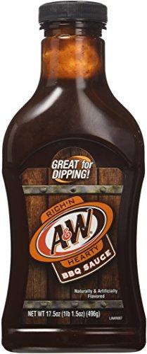 A&W BBQ Sauce - 18 oz.