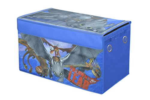 Dreamworks How to Train Your Dragon Collapsible Storage Trunk