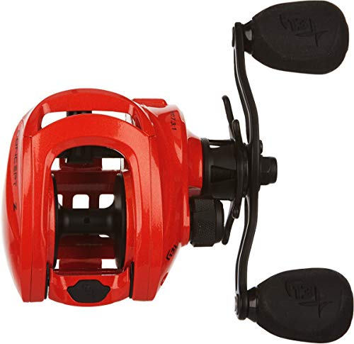 13 Fishing Concept Z Low Profile Bait Casting Reel (7.3:1 Gear Ratio, Right Hand Retrieve)