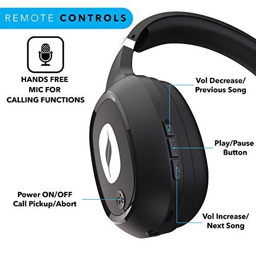 leaf earphones bluetooth