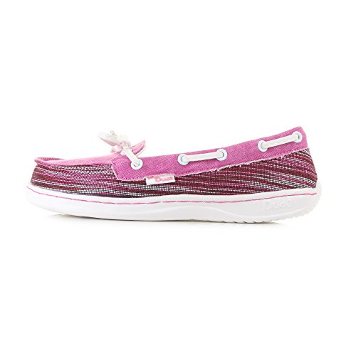 Purple Moka Dude Tex Women's Aqua Shoes Woven vrEqwExYU