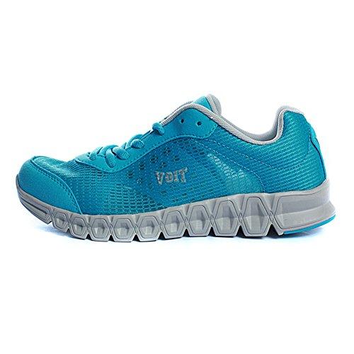Zapatillas de damas/antideslizante ropa mujer zapatillaszapatillas/Zapato transpirable ligero/Red lento D
