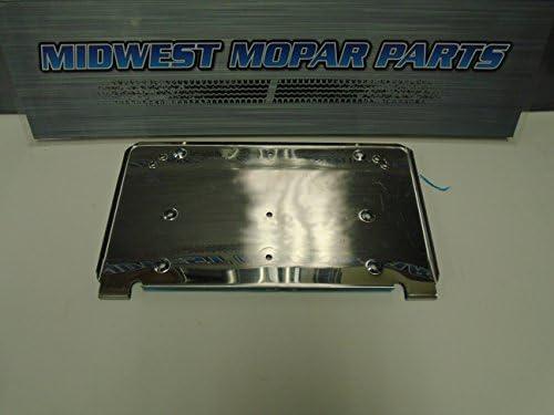 Chrysler Genuine 5288487AB License Plate Bracket