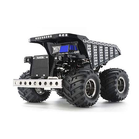 (Tamiya 1/24 Metal Dump Truck GF-01 Limited Edition 4WD Kit)
