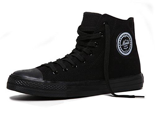 Modell MERISH Botines Negro Hombre 64 Calzado Unisex Zapatillas Deportivo PxtqrPwY