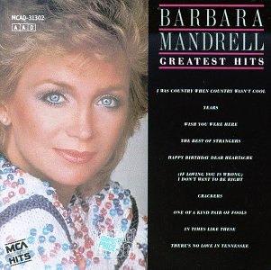 Barbara Mandrell: Greatest Hits by MCA