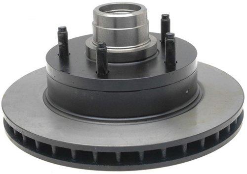 Raybestos 6032R Professional Grade Disc Brake Rotor & Hub Assembly