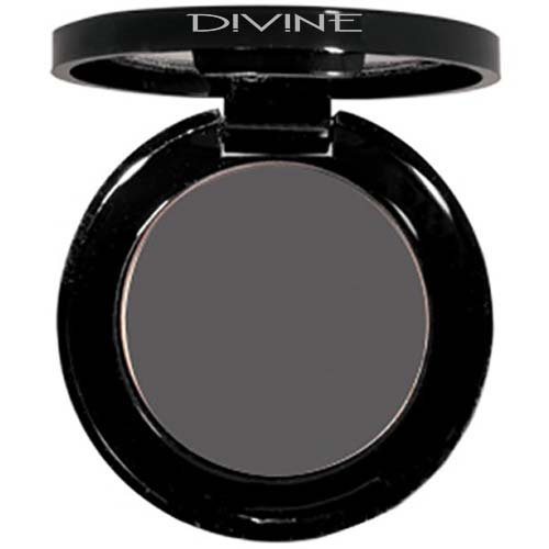 Divine Skin & Cosmetics Matte Eyeshadows 1.7G Charcoal (Best Mac Eyeshadows For Blue Eyes)