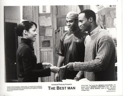 PHOTO D1272 Taye Diggs The Best Man (Taye Diggs Best Man)