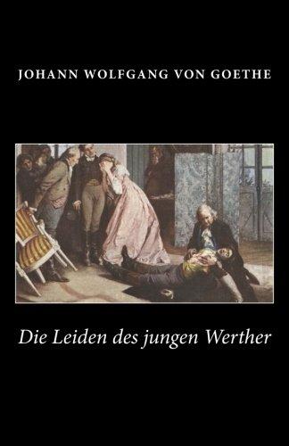 Die Leiden des jungen Werther (German Edition)