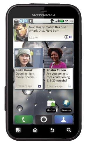 Motorola Defy MB525 Unlocked Cell Phone