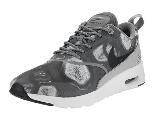 Zapatillas De Running Nike Mujeres Air Max Thea Black / Wolf Cool Grey