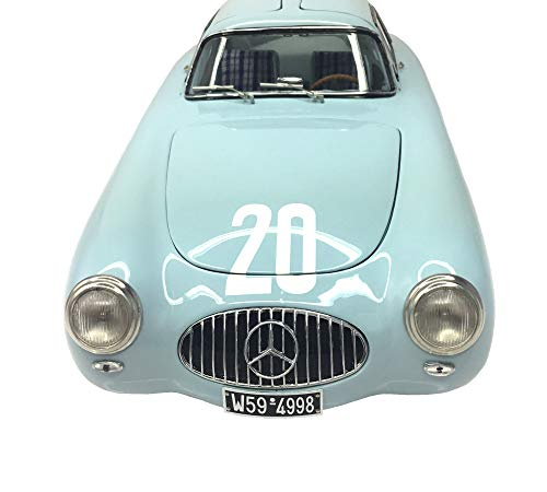- CMC-Classic Model Cars Mercedes-Benz Mercedes 300 SL Hermann Lang, 20 Limited Edition Vehicle