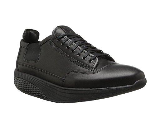 MBT Men's Nafasi S Shoe,Black Nappa,41 EU/7-7.5 M US
