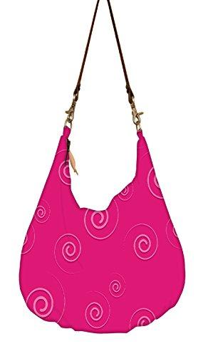 Snoogg , Damen Umhängetasche mehrfarbig mehrfarbig Large/Small