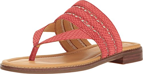 Sperry Top-Sider Gold Cup Abbey Anne Sandal Women 9.5 Rose