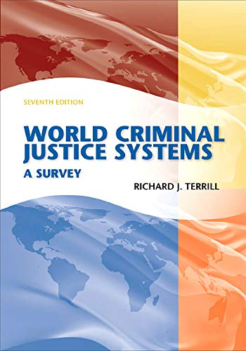 World Criminal Justice Systems: A Survey, 7th Edition