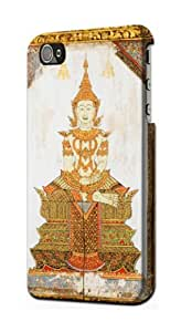 S1511 Thai Emerald Art Case Cover For IPHONE 4 4S