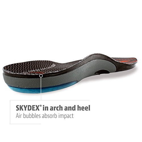 Sof Sole Men's Airr Orthotic Full-Length Performance Shoe Insoles, Men's Size 9-10.5 by Sof Sole (Image #4)