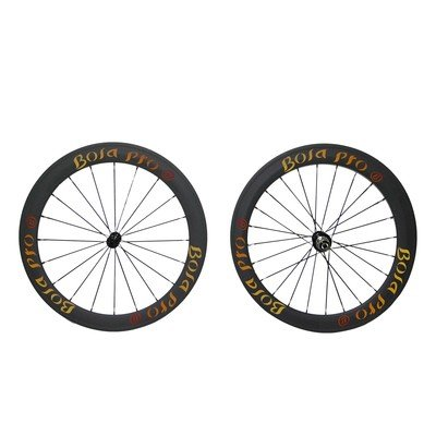 UCI approved Bola Pro carbon bike wheelset,240℃ High TG ceramic braking surface,+/-0.2mm offset,Two Year Warranty,700C 50mm high 25mm wide clincher carbon rim enduro ceramic bearing hub & Sapim Cx ray -  Bola Bicycle Co.,Ltd, R5