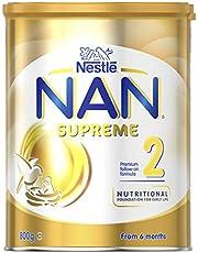 NESTLE NAN SUPREME 2, Follow-On Formula 6-12 Months Powder – 800g