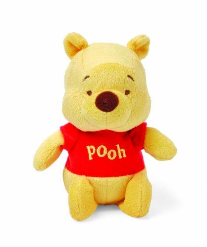 Disney Baby Mini Jinglers, Winnie The (Disney Teddy Bears)