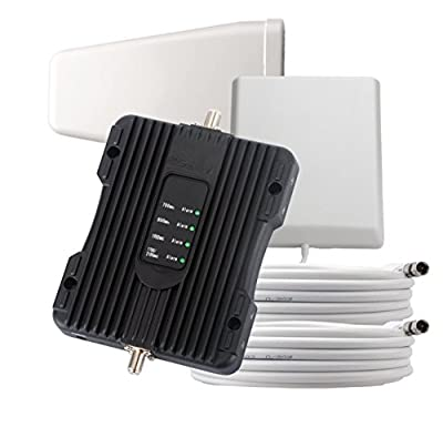 SolidRF BuildingForce 4G Cell Phone Booster For Home, Office
