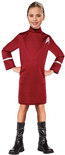 Rubie's Costume Kids Star Trek: Beyond Uhura Costume, Small for $<!--$10.12-->