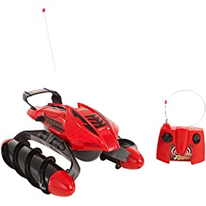 Hot Wheels RC Terrain Twister, Red