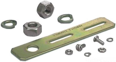 Panduit FTRBN58 Threaded Rod Bracket 5//8-Inch Graybar