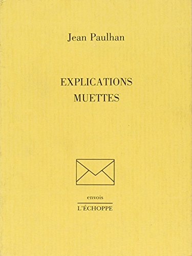 Explications muettes